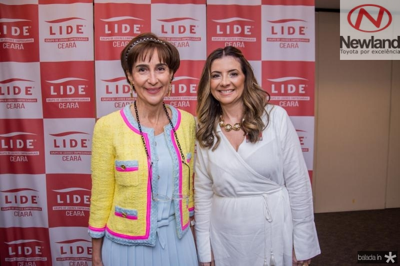 Viviane Senna e Emilia Buarque