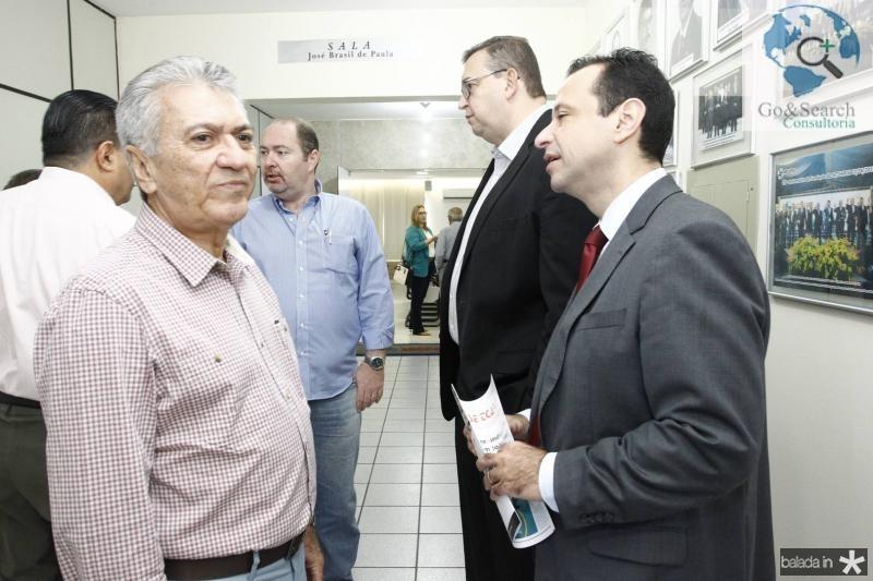 Clovis Nogueira e Fred Albuquerque