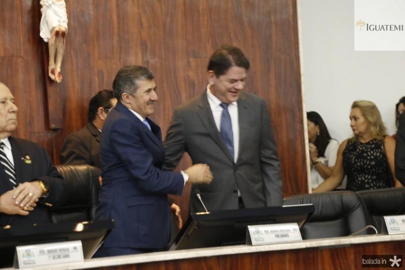 Antonio Henrique e Cid Gomes 2