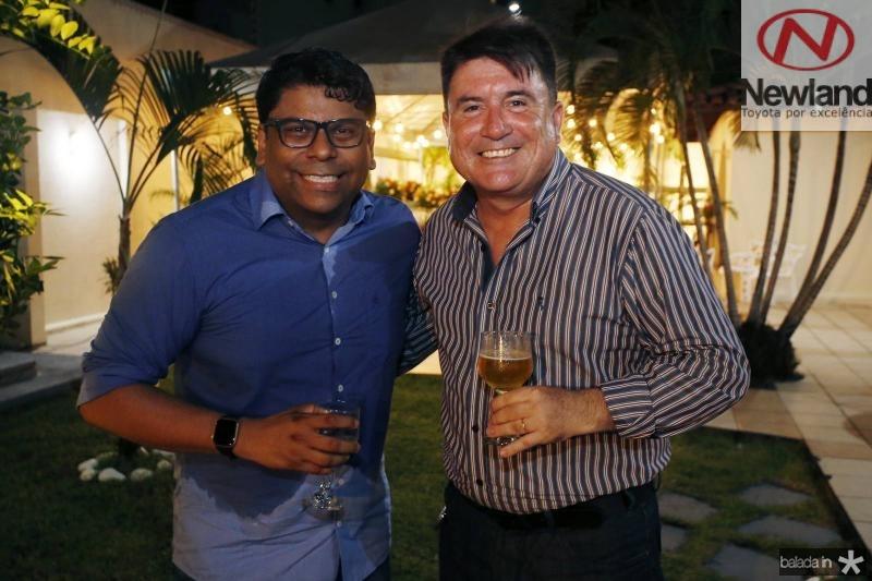 Jose Roberto e Henrique Pereira