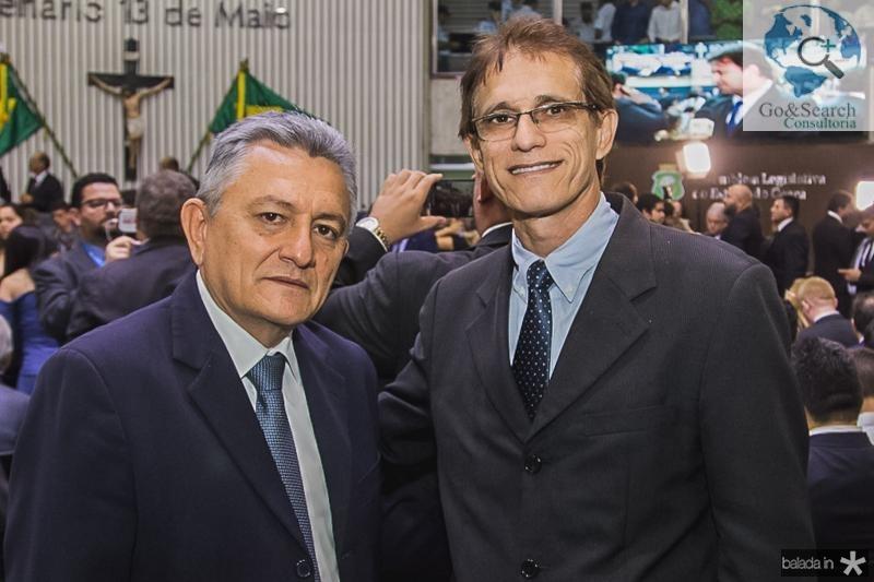 Raimundo Melo e Edilberto Barreto