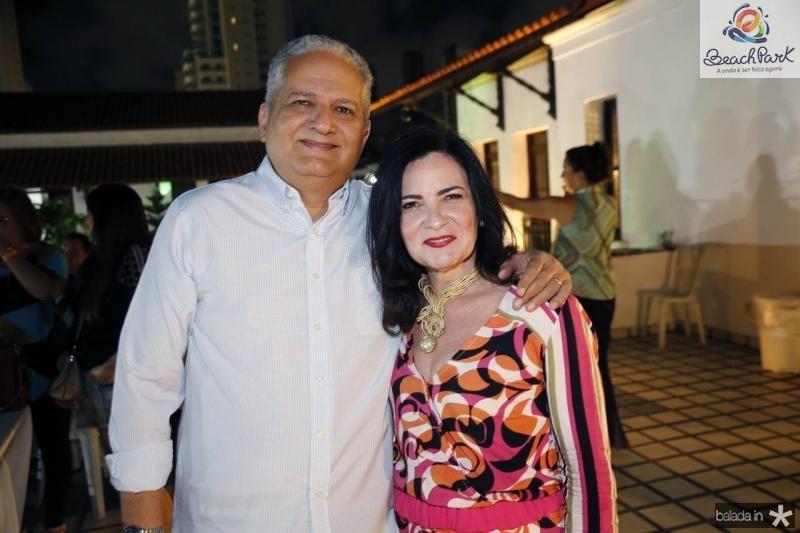 Italo Borges e Ieda Cavalcante