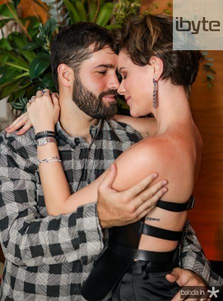 Felipe e Paulinha Rocha
