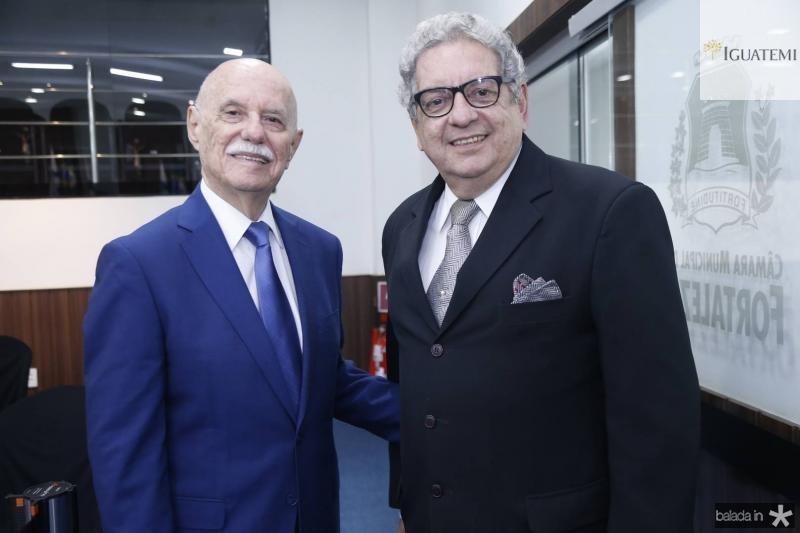 Freitas Cordeiro e Fred Fernandes