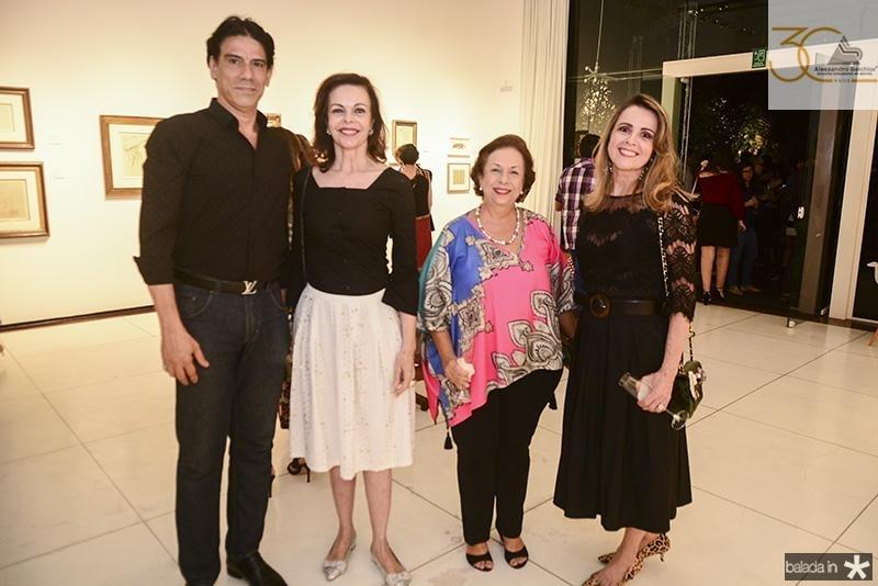 Wilson Loureiro, Glaucia Andrade, Julinha Filomeno.Valeria Andrade