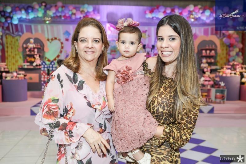 Katia Faco, Lara e Larissa Faco