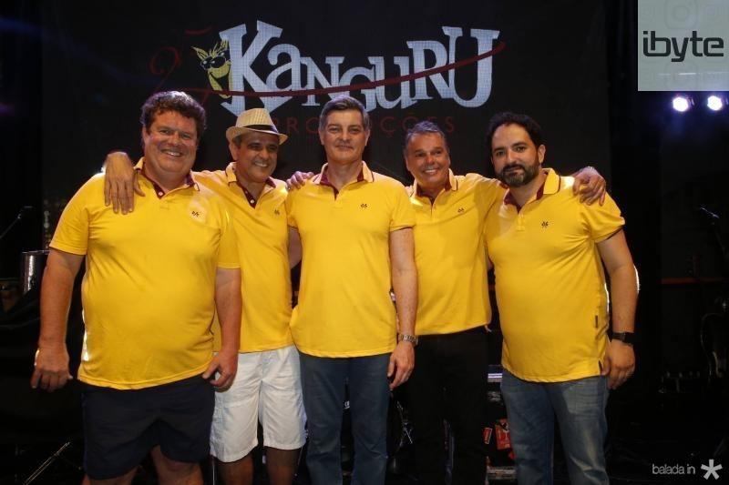 Evandro Colares, Andre Vercosa, Cid Marconi, Ernani Prudente e Pedro Neto 1