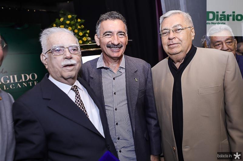 Cid Carvalho, Artur Bruno e Roberto Farias