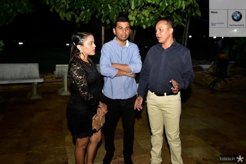 Posse do novo secretario de turismo de Beberibe (
