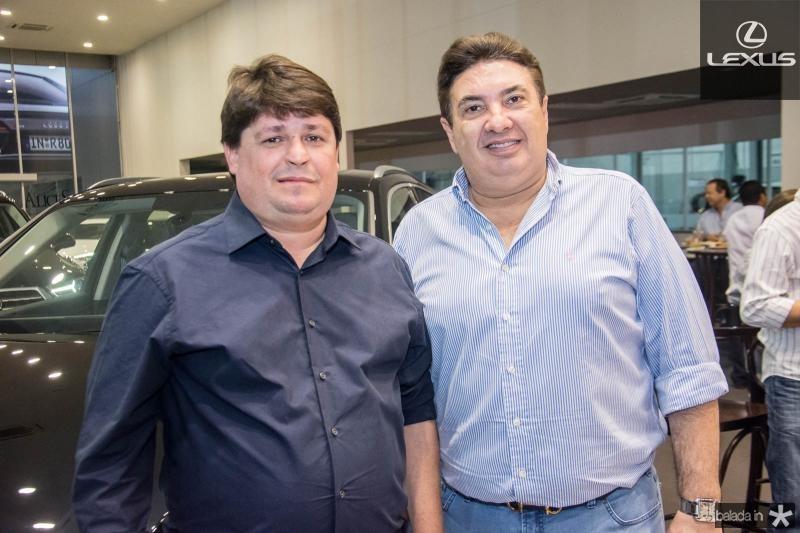 George Lima e Marcos Dias Branco