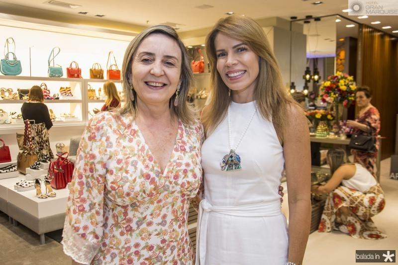 Maria Tereza Teles e Maira Silva