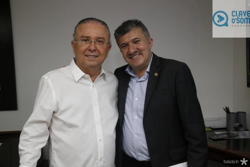 Antonio Jose Mello e Antonio Henrique 2