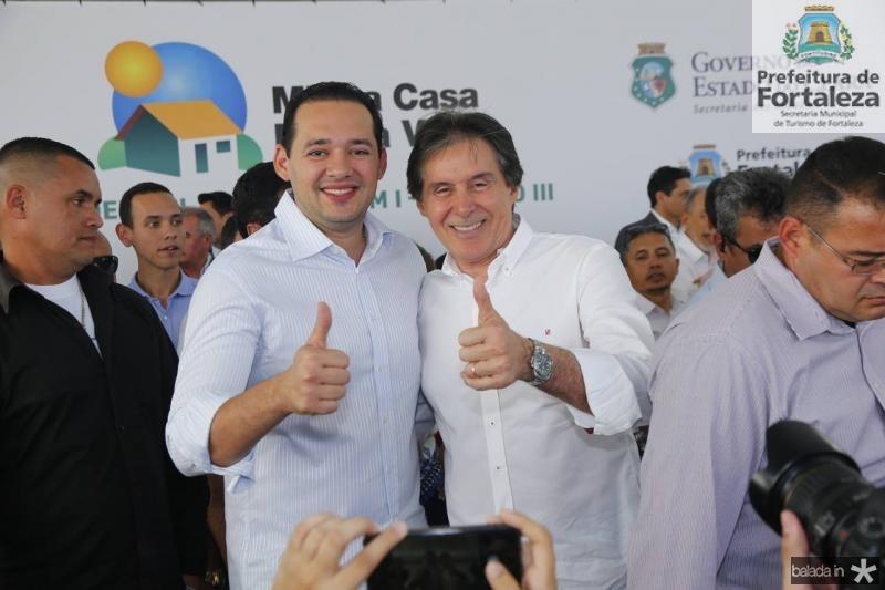 Danniel e Eunicio Oliveira