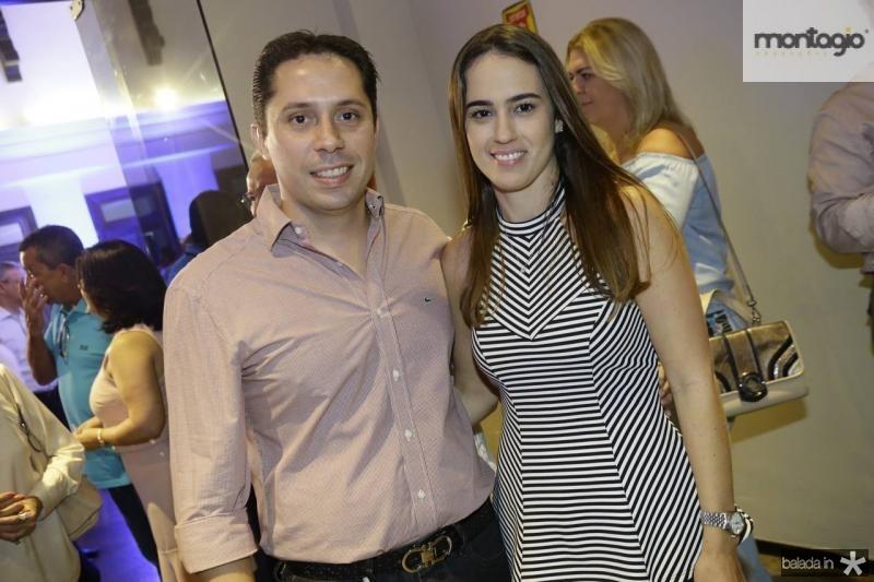 Antonio Jose de Queiroz e Patricia Pessoa