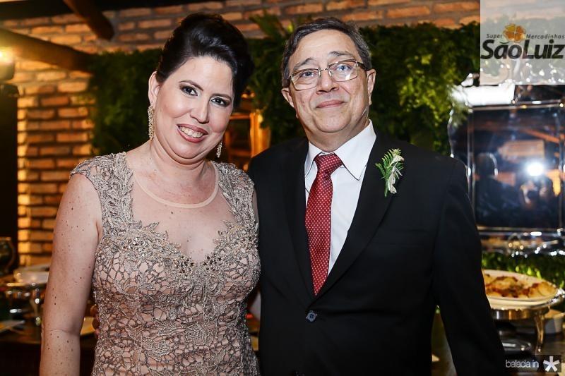 Patricia e Jose Name Jereissati