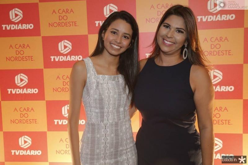 Monisa Costa e Ana Paula