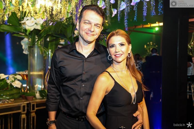 Claudio e Weine Moreira