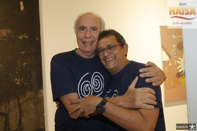 Jonny Wolff e Jose Guedes