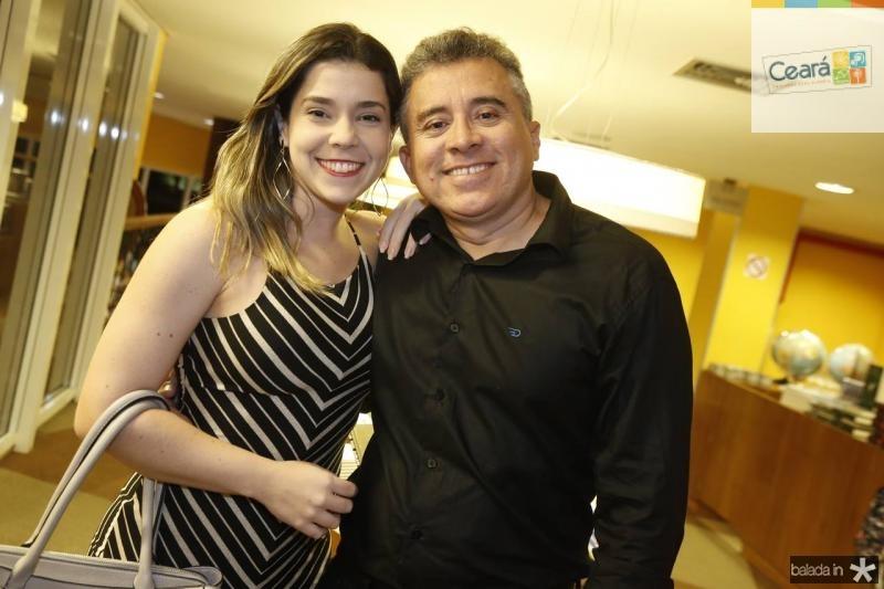 Nayana Ferraz e Paulo Mariano