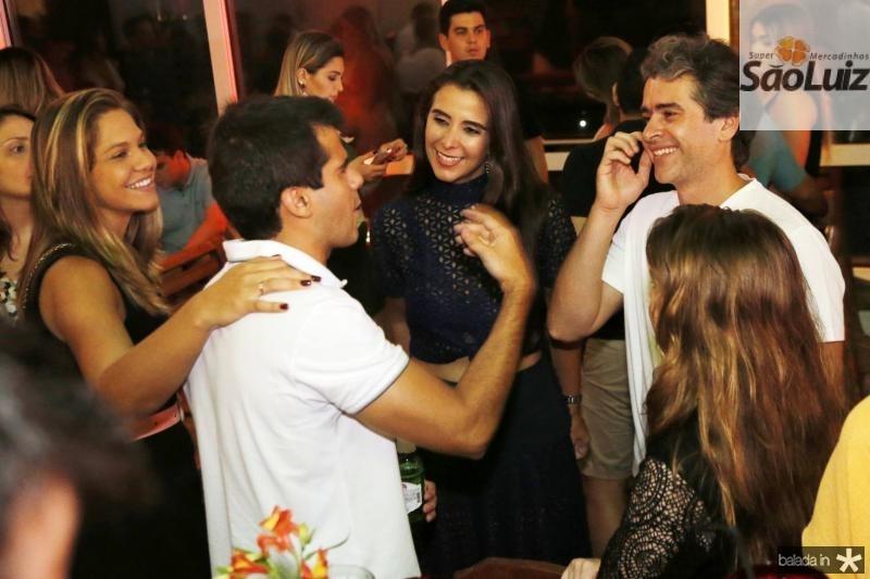 Camila e Alan Oliveira, Vivian e Ronaldo Barbosa