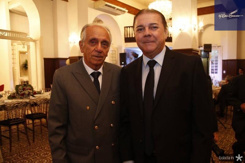 Joao Guimaraes e Eliseu Barros