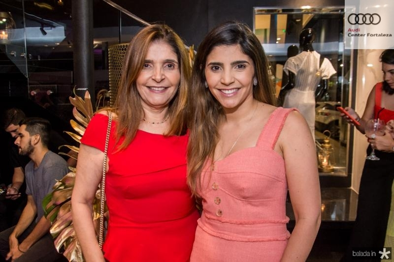 Christiane e Jessica Figueiredo