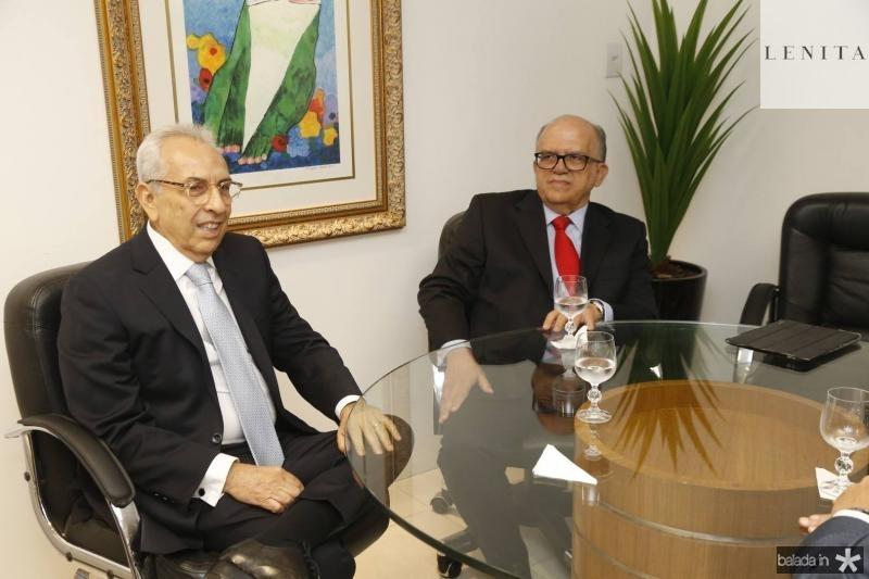 Paulo Ponte e Fernando Ximenes