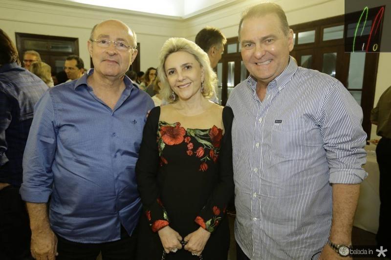 Tancredo Tavares, Graca e Jorio da Escossia