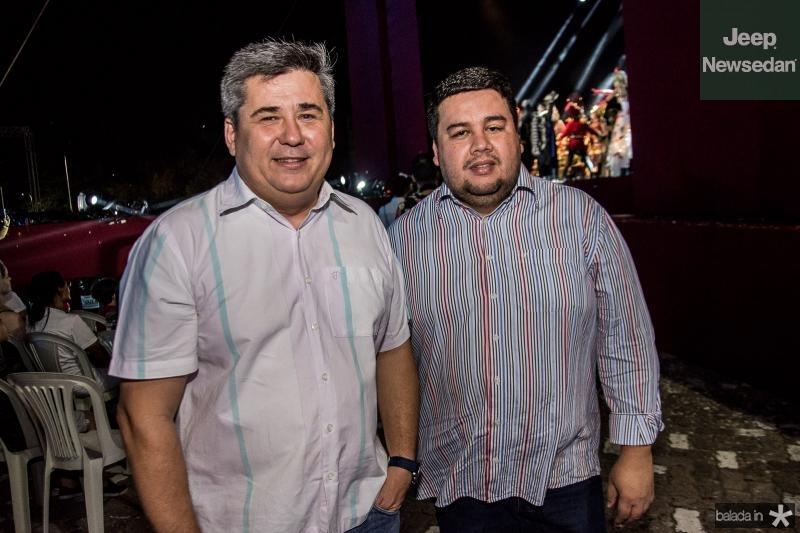 Vilemar Ferreira e Carlos Macedo