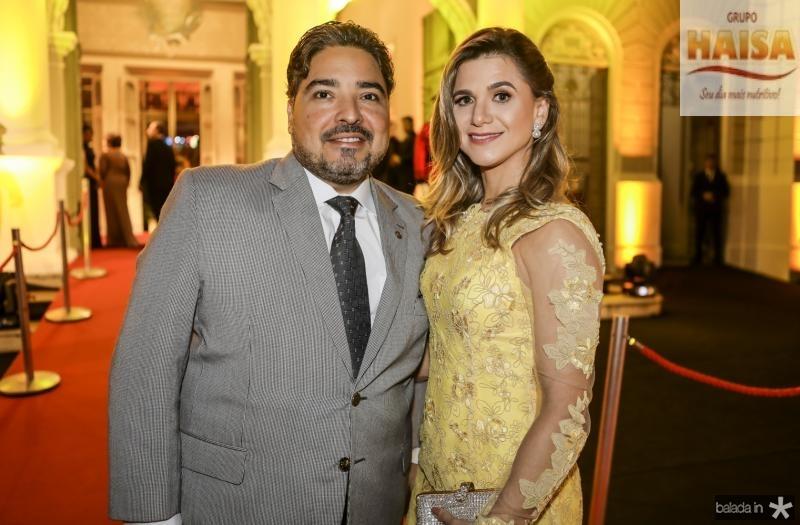 Leandro e Roberta Vasquez