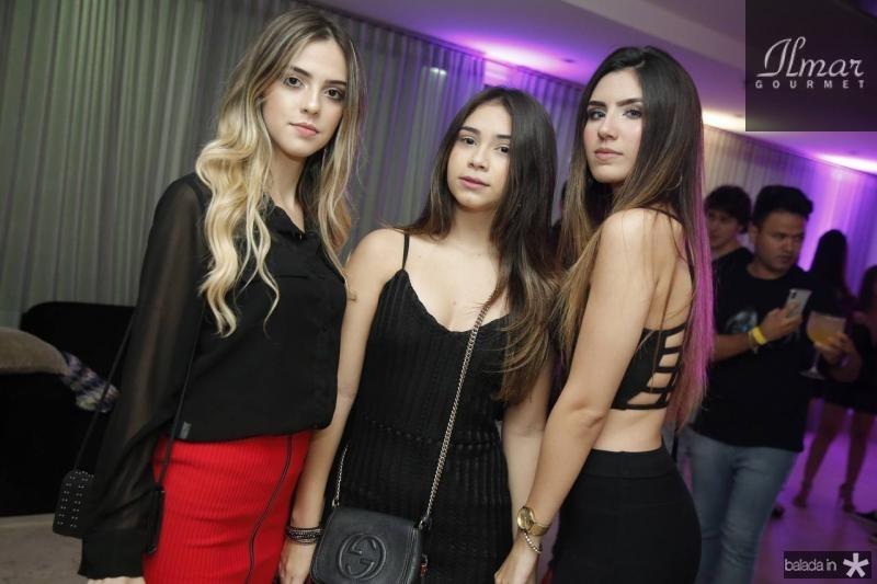 Marina Lins, Tainara Alves e Leticia Normando 1