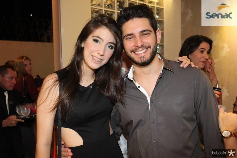 Amanda e Leonardo Rodrigues