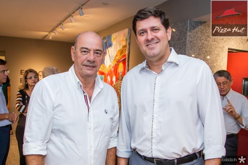 Fernando Travessone e Rafael Rodrigues