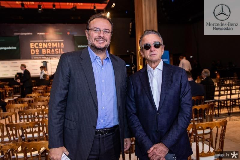 Adriano Nogueira e Erivaldo Arrais