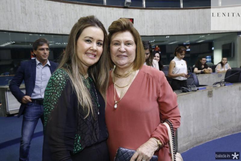 Liana e Rejane Fujita