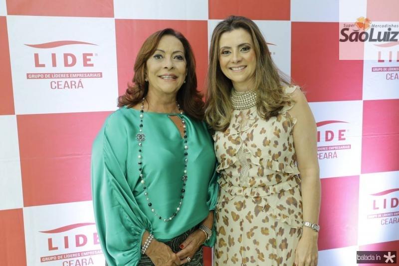 Sandra Costa e Emilia Buarque