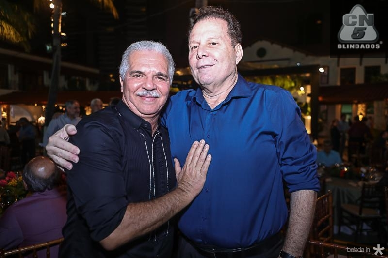 Pio Rodrigues e Julio Ventura