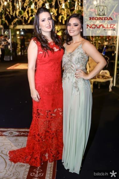 Gabriela e Isabela Bastos