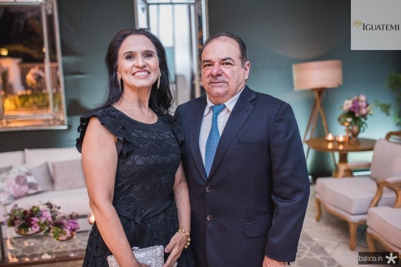 Neuza e Francisco Rocha