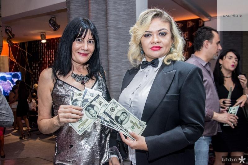 Rosalinda Pinheiro e Paula Picansso