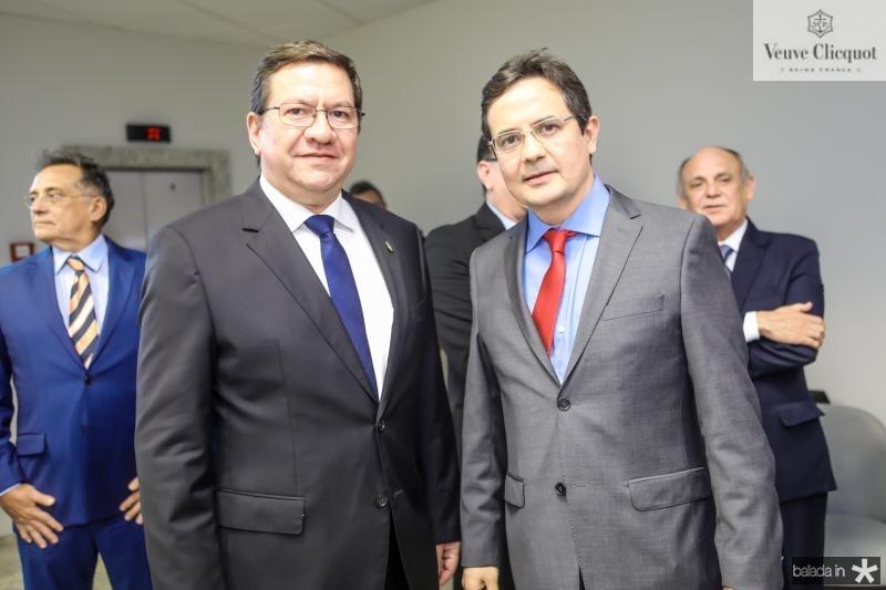 Lucio Ferreira Gomes e Edilberto Pontes
