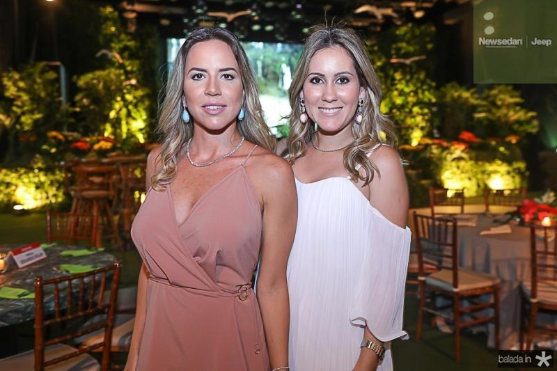 Isabella e Paula Rolim