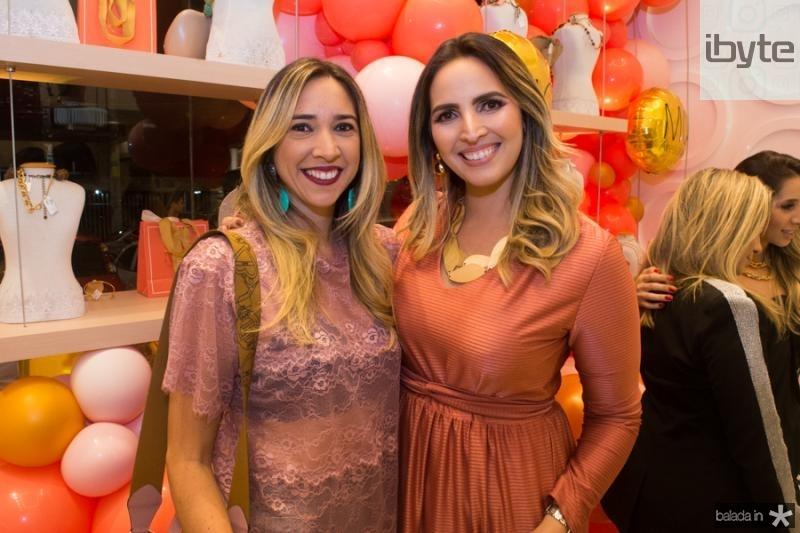 Ana Pula Rabelo e Mariana Queiroz