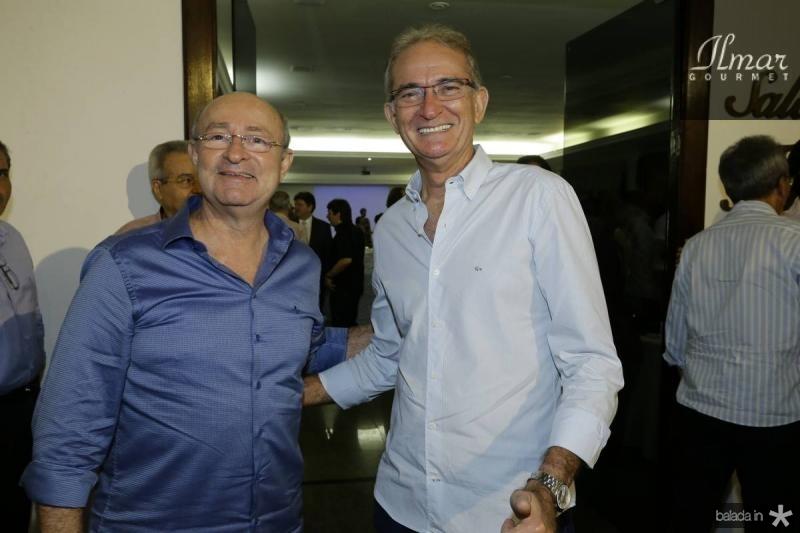 Tancredo Tavares e Ricardo Brasil
