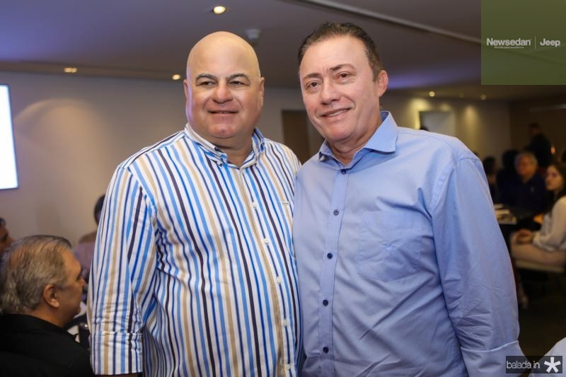 Luciano Cavalcante e Darlan Leite