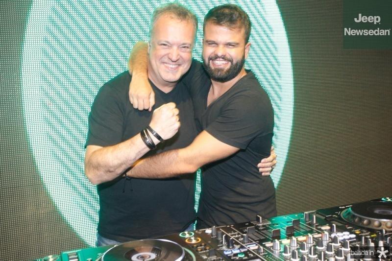DJs Rodrigo Vieira e Andre Guerreiro 2