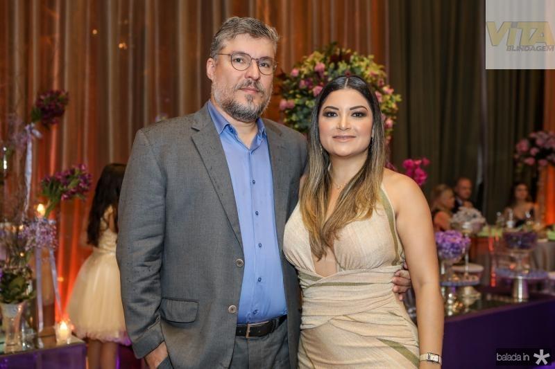 Rubens Cordeiro e Raquel Moreira