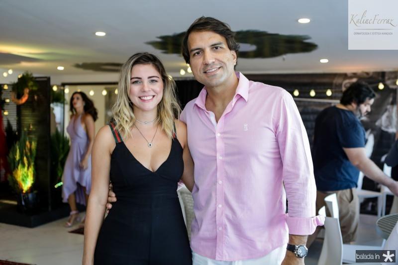 Tatiane Medeiros e Rafael Goes