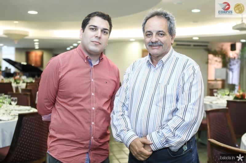 Darlan Moreira e Emilio Morais