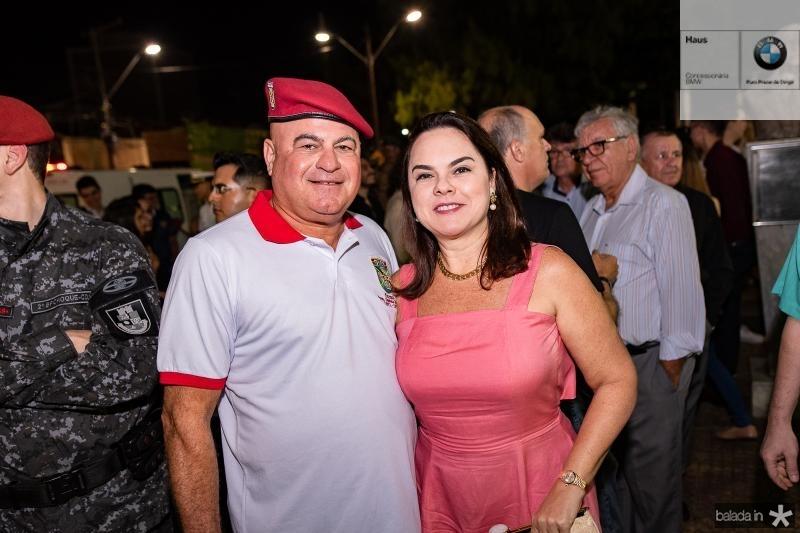 Luciano e Denice Cavalcante